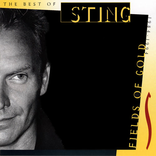 STING-Fields-Of-Gold-The-Best-Of-1984-1994-CD-NEW-Greatest-Hits-Police