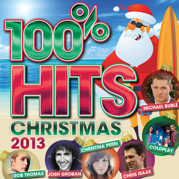 100-HITS-CHRISTMAS-2013-V-A-CD-NEW-inc-Michael-Buble-Coldplay-Jewel