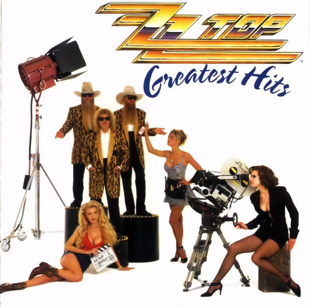 ZZ-TOP-Greatest-Hits-CD-NEW-Very-Best-Of-inc-Gimme-All-Your-Lovin-Tush