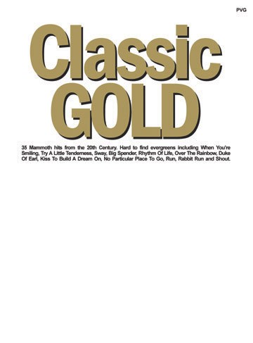 CLASSIC-GOLD-PVG-Book-NEW-Piano-Vocal-Guitar-Sheet-Music-Hard-To-Find-Songs