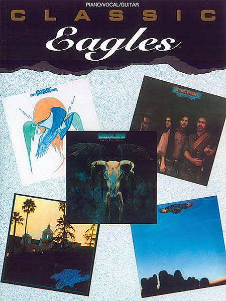 EAGLES-Classic-PVG-Book-NEW-Piano-Vocal-Guitar-Music-Inc-Hotel-California