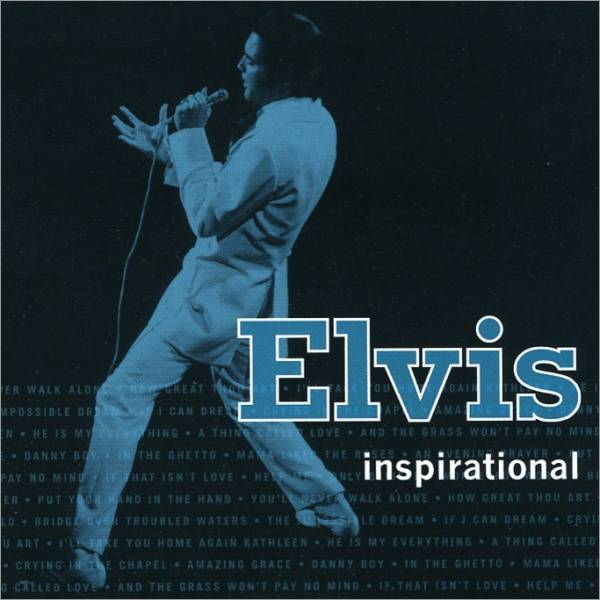 ELVIS-PRESLEY-Inspirational-CD-NEW-inc-How-Great-Thou-Art-If-I-Can-Dream