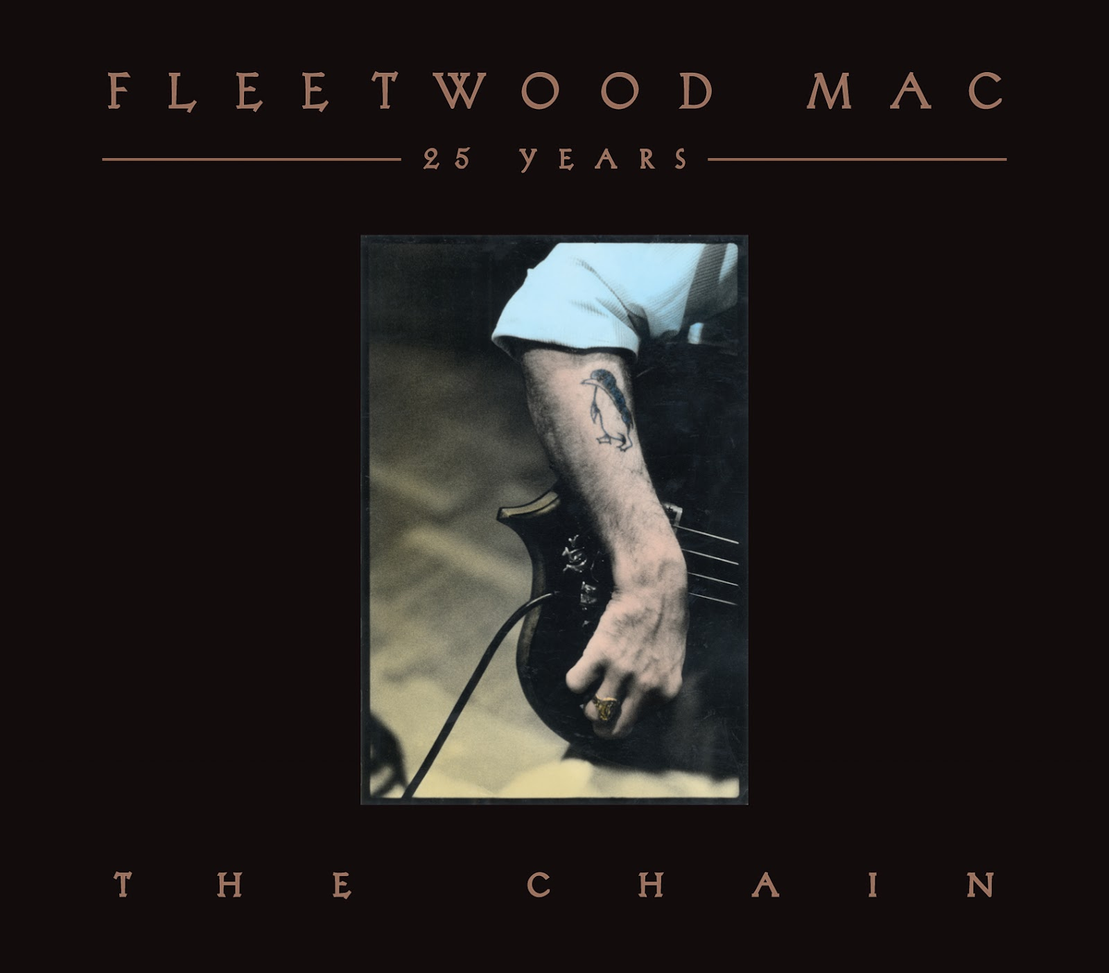 FLEETWOOD-MAC-25-Years-The-Chain-4-CD-NEW-Best-Of-Greatest-Hits-Rarities