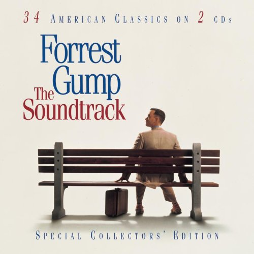 FORREST-GUMP-The-Soundtrack-2-CD-NEW-ft-Bob-Dylan-Jefferson-Airplane
