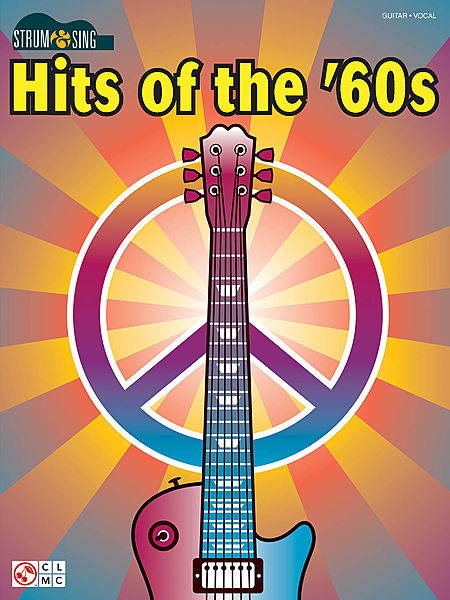 Strum-Sing-Hits-Of-The-60s-Guitar-Book-NEW-Sheet-Music-43-Songs-Sixties
