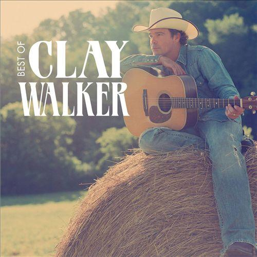 CLAY-WALKER-Best-Of-CD-NEW-Greatest-Hits-Inc-Rumour-Has-It-Then-What