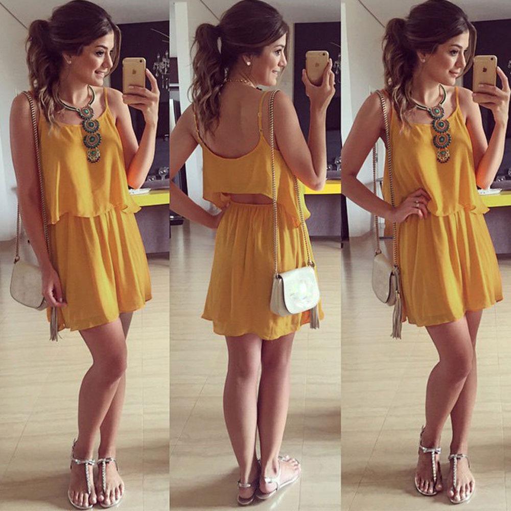 Модные Платья Лето Доставка
