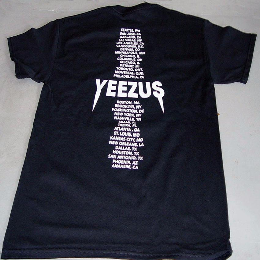 Yeezus Ski Mask Shirt
