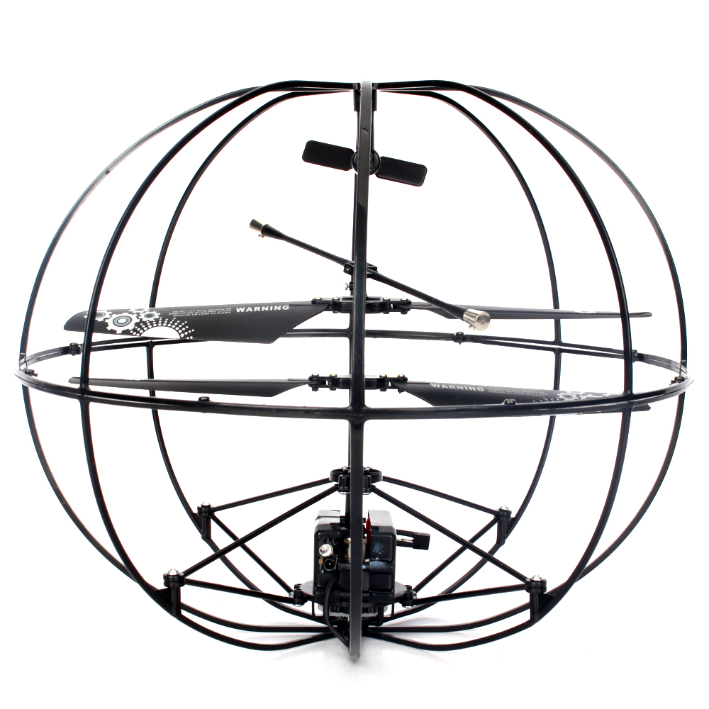 ufo flying ball 3 channel 3ch remote control rc helicopter