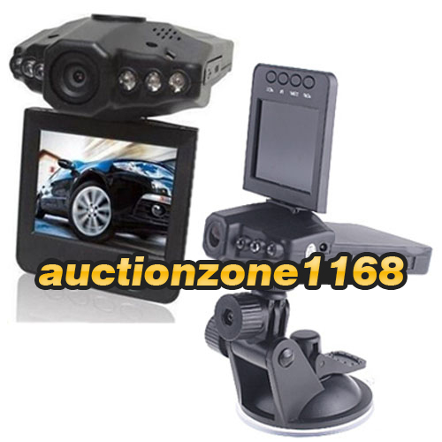 1280P-Car-HD-DVR-TFT-2-5-LCD-IR-Camera-Video-Recorder