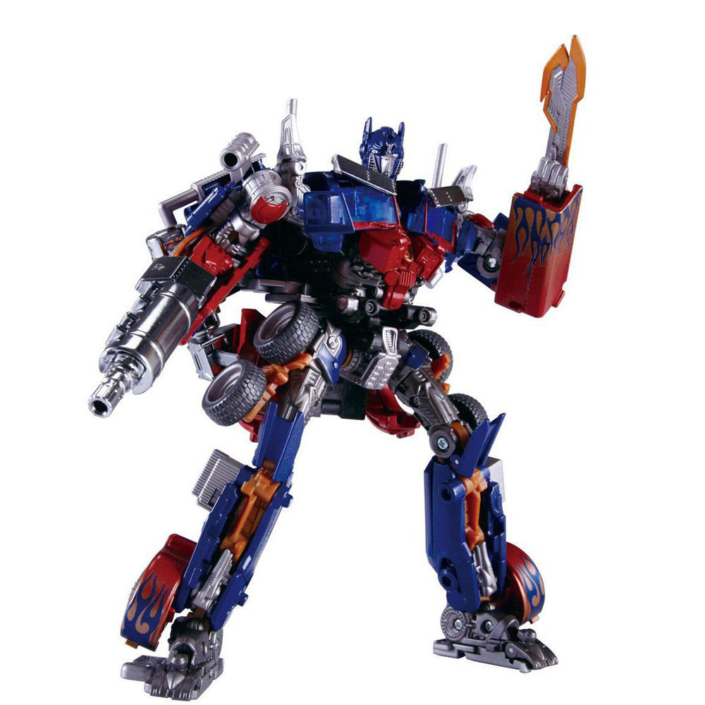 Transformers AGE OF Extinction Voyager Revenge Optimus ...
