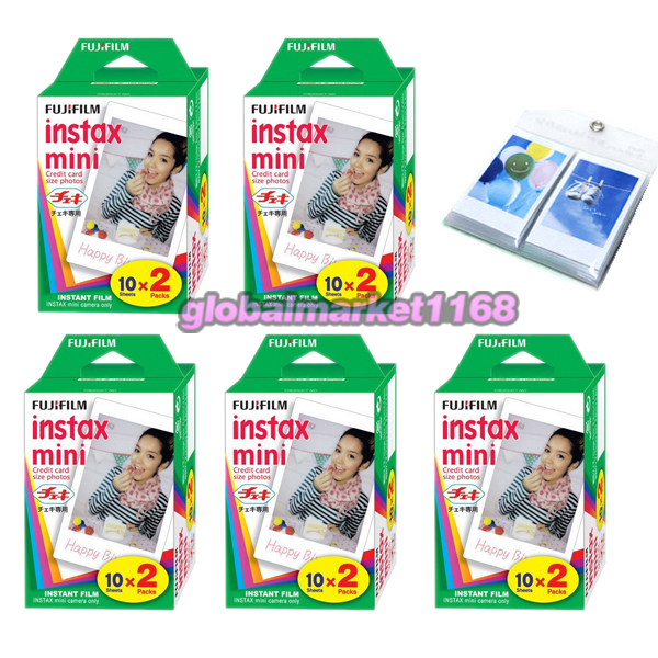 For-Fuji-Instax-Mini-7S-Polaroid-Camera-100-Film-Photo
