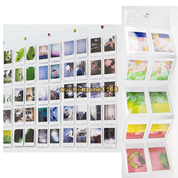 3pcs instax photo paper film wall album for fujifilm fuji. Black Bedroom Furniture Sets. Home Design Ideas