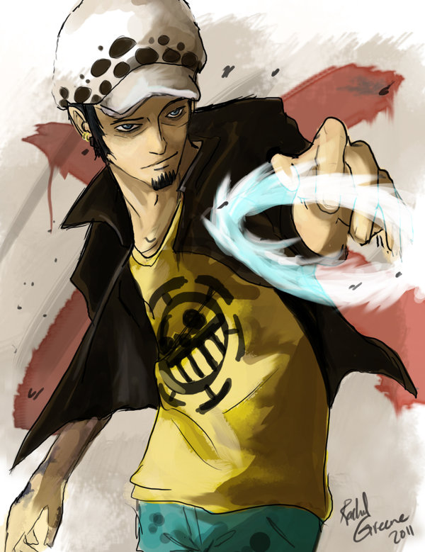 Hot One piece Trafalgar Law Cosplay Hat Death Surgeon(Two ...