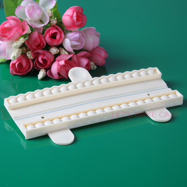 Pearl Bead Mold Cutter Fondant Cake Icing Craft Decorating ...