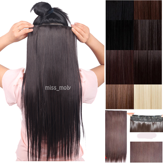 Ebay Clip In Hair Extensions 93