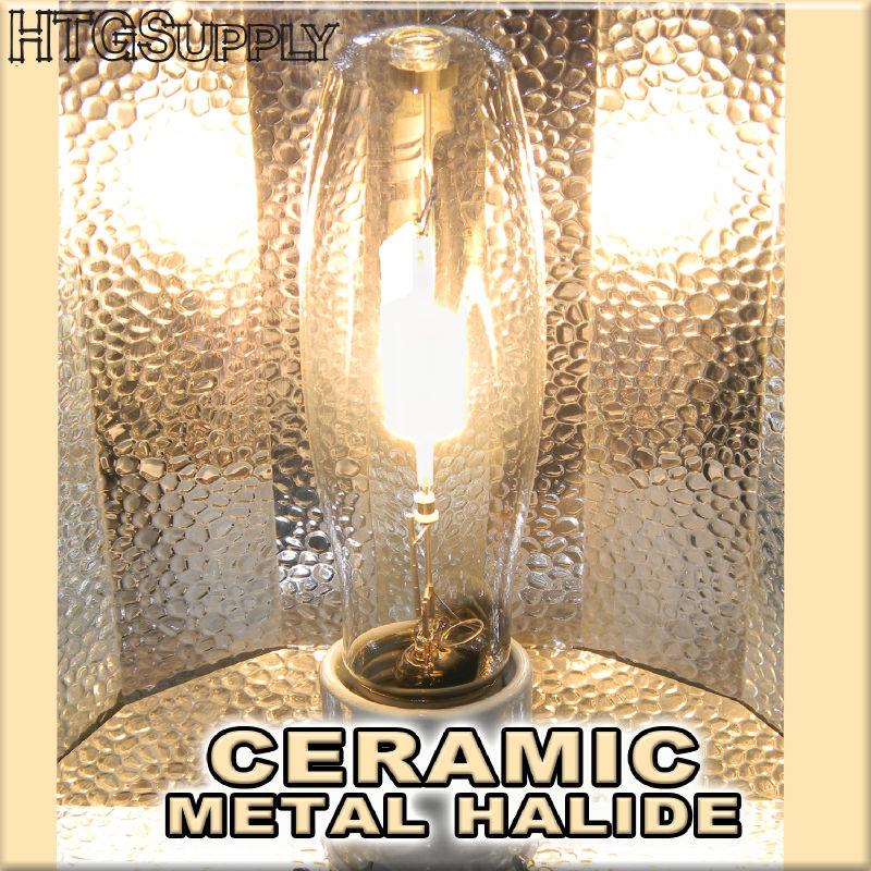 400 Watt CERAMIC MH CMH GROW LIGHT 400w Metal Halide W