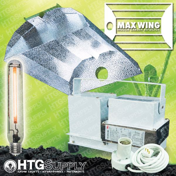 details about 400 watt hps grow light high pressure sodium system sun. Black Bedroom Furniture Sets. Home Design Ideas