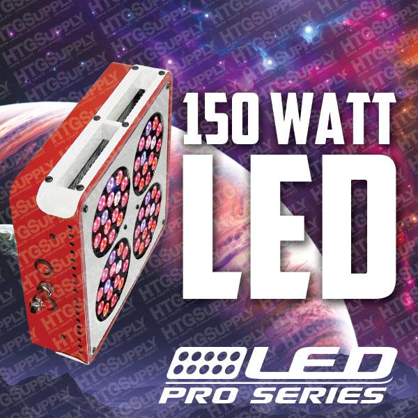 LED GROW LIGHT 5 BAND AGROMAX PRO SERIES 150 210 280 370 watt hydroponics flower