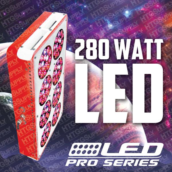 LED-GROW-LIGHT-5-BAND-AGROMAX-PRO-SERIES-150-210-280-370-watt-hydroponics-flower