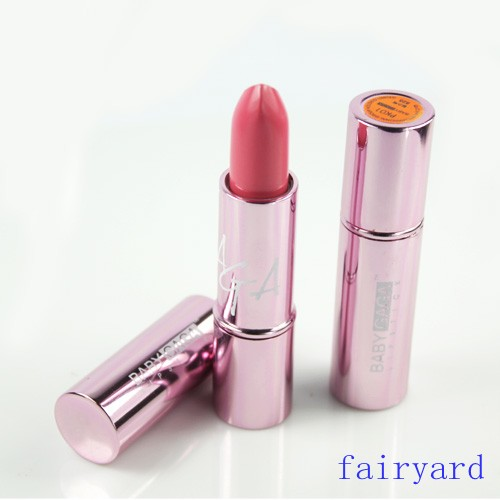 Fashion-Women-Cosmetic-12-Colors-Nude-Pink-Lipstick-Makeup-Lip-Rouge-Lip-Stick