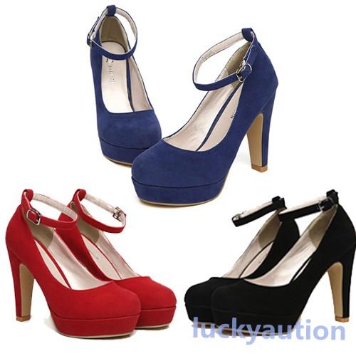 New-Sexy-Mary-Jane-Ankle-Strap-Sky-High-Heel-Platform-Stiletto-Women-Pump-Sandal