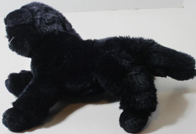 Douglas Cuddle Toy BLACK KITTY CAT Stuffed Plush Animal SOFT TOY