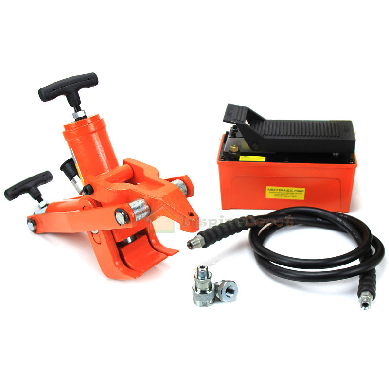 Psi hydraulic tire bead portable commercial breaker