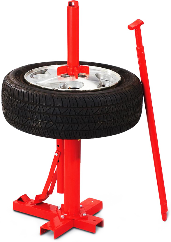 To 16 Inch Manual Portable Tire Changer Mount Demount Tires