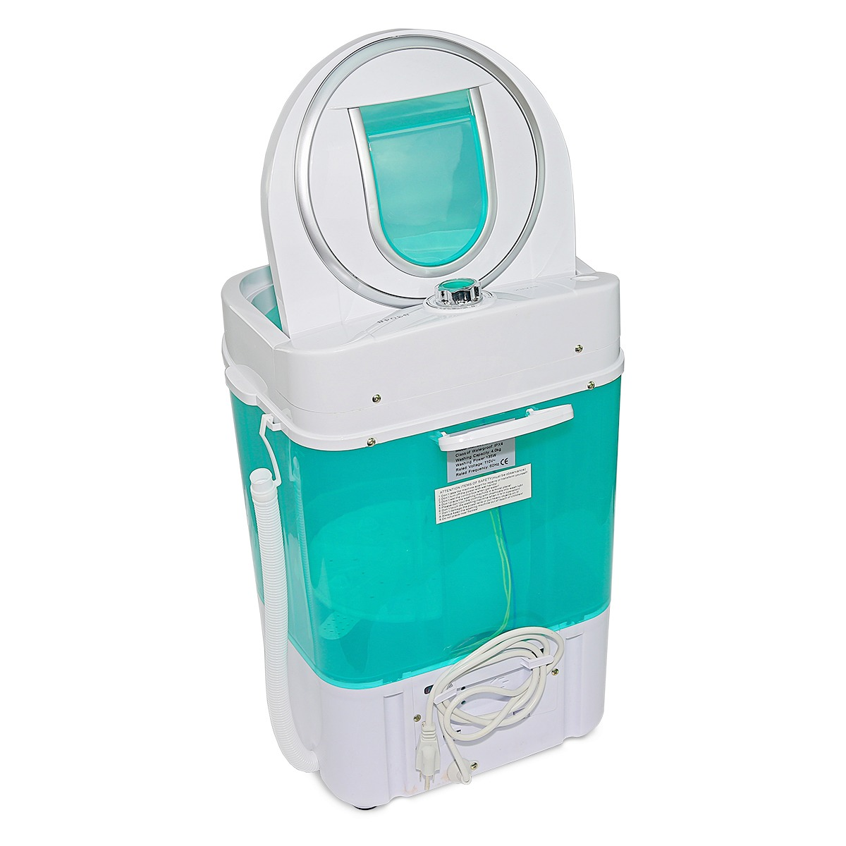 Mini Washing Machines Electric Mini Portable Compact Washer Washing Machine 12gal
