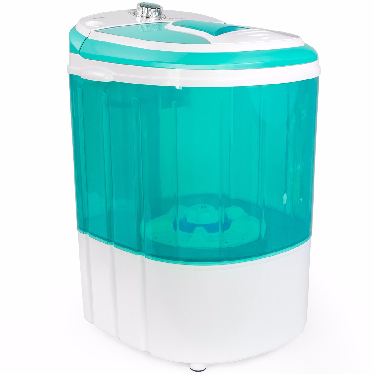 Portable Mini Washing Machine Can Wash Load For R V Apartment