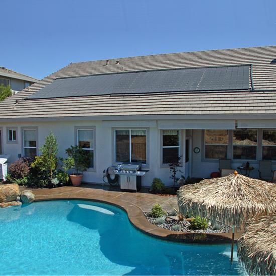 48 X 20 39 Inground Above Ground Pool Solar Panel Pool Heater 80 Sq Ft 4 39 X 20 39 Ebay