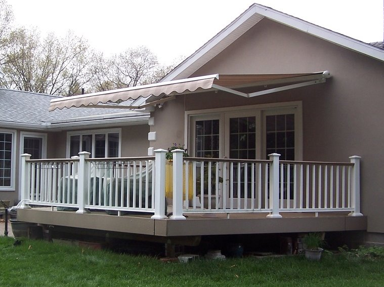 Manual Awnings For Decks 28 Images 18 Ft Sunsetter
