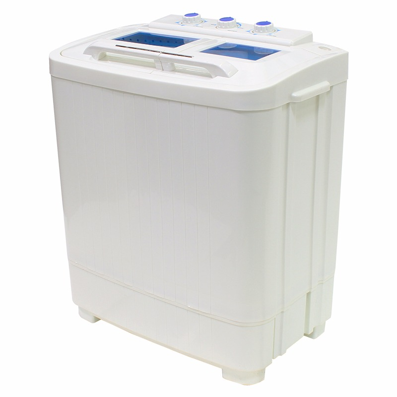 Portable Clothes Washer And Dryer ~ Mini washer machines compact portable lb washing spin