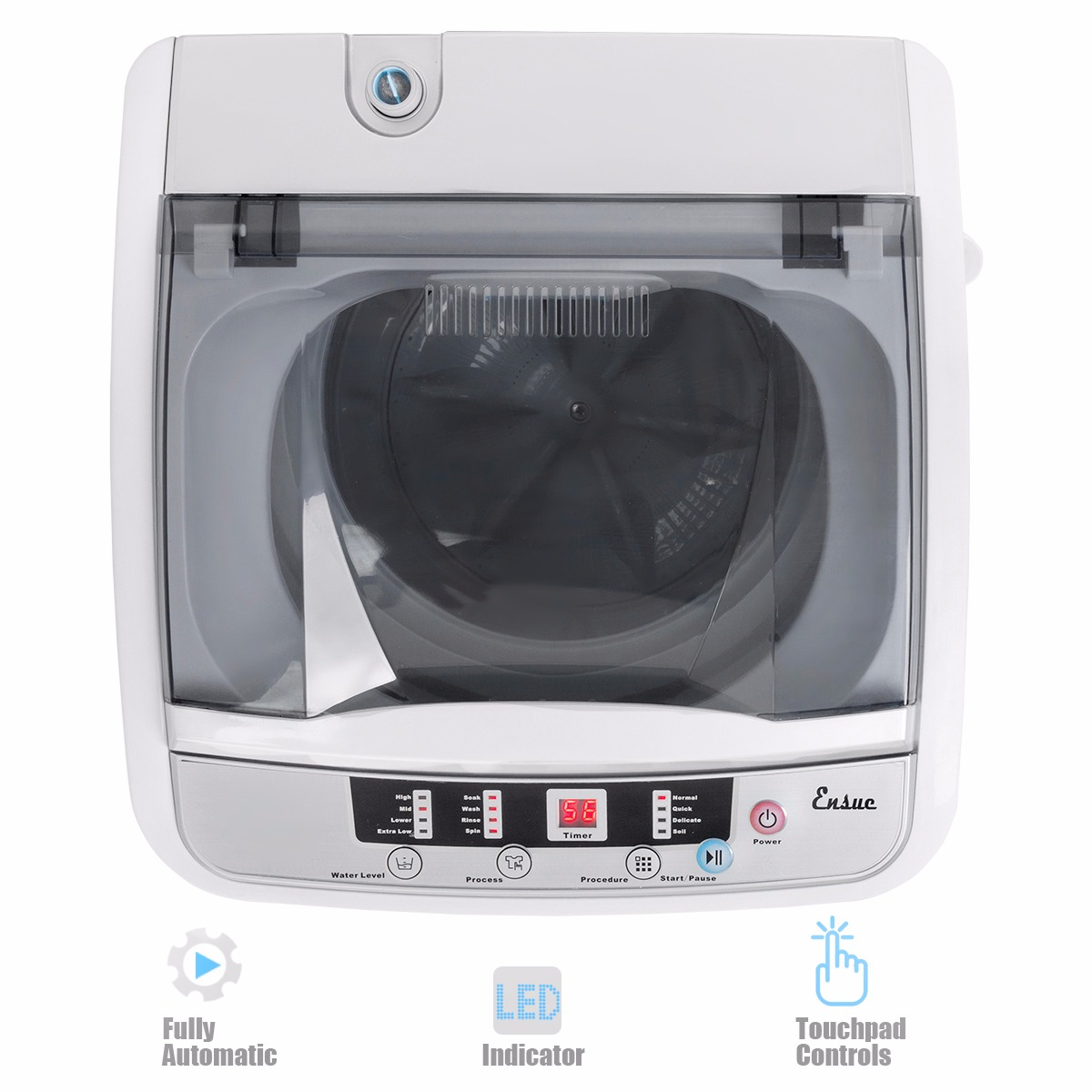 Apartment Washing Machine And Dryer - Interior Design