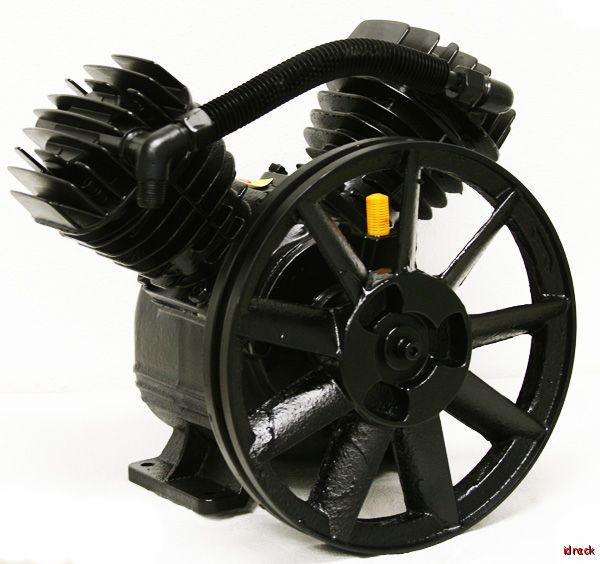 replacement air pump compressor 5hp motor compressor v