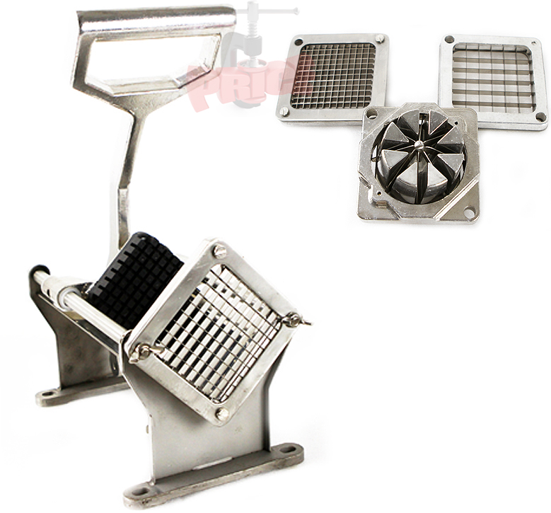 Delightful Commercial French Fry Cutter · Http://imgs.inkfrog.com/pix/idrack/X60162.