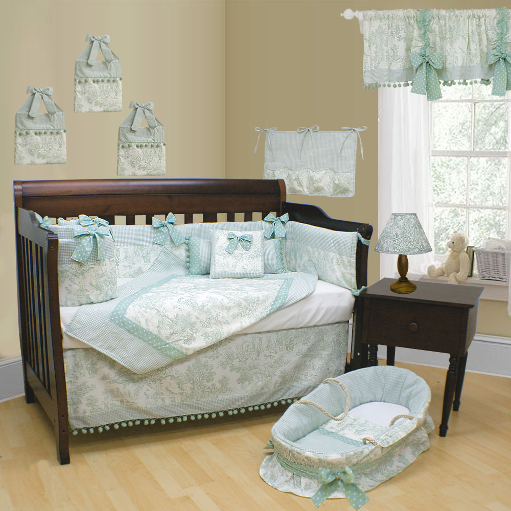 Cozy Kids Canopy Bedding