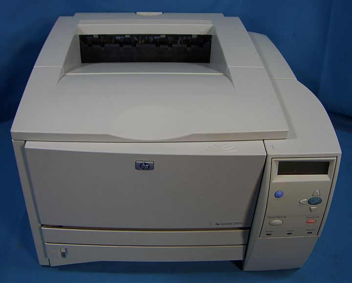 hp laserjet 2300 service manual