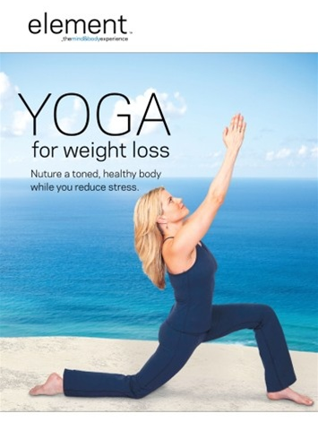 YOGA FOR WEIGHT LOSS EXERCISE DVD NEW SEALED BEGINNER FITNESS WORKOUT