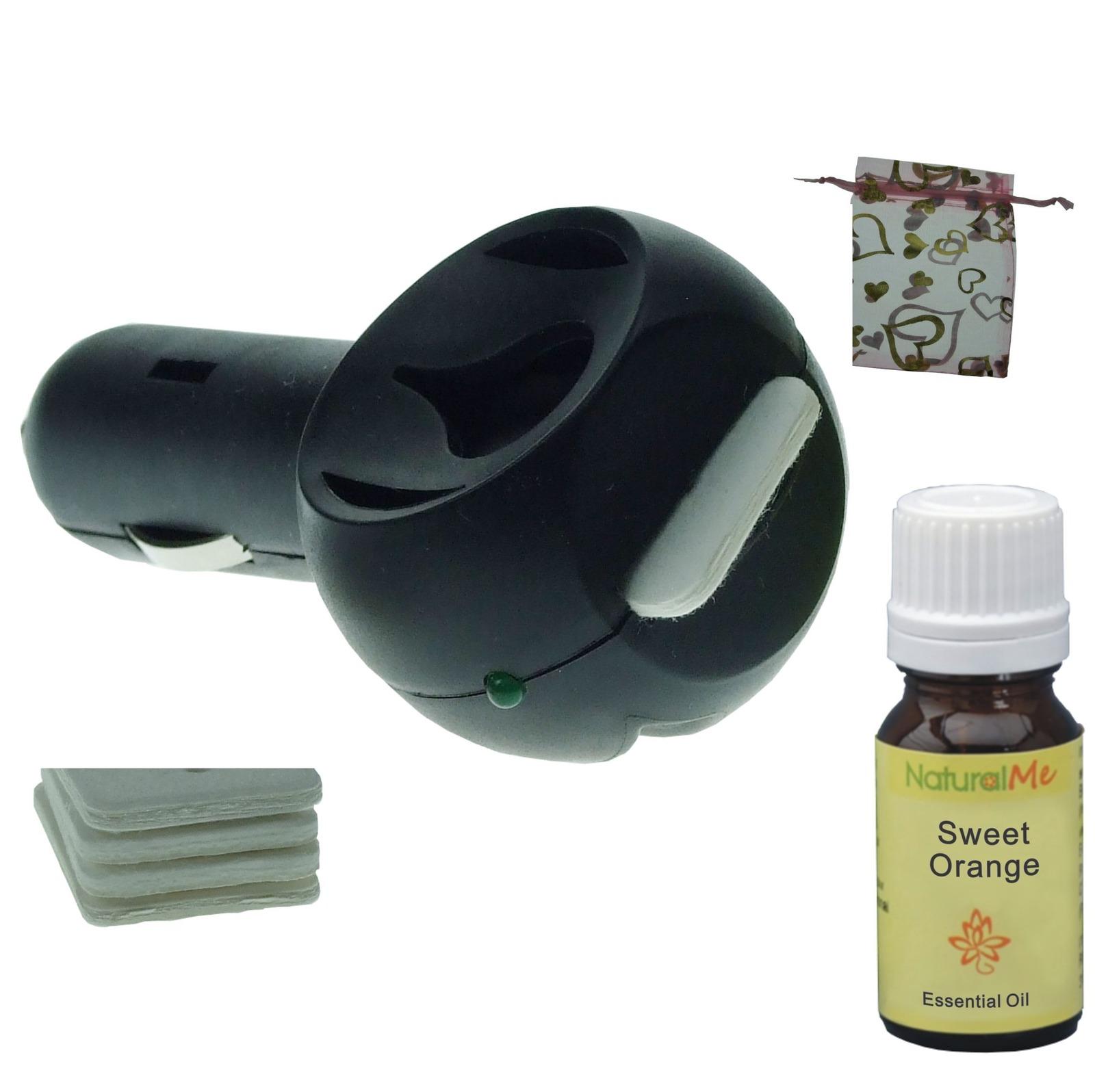Car Aroma Diffuser ~ Car aroma aromatherapy diffuser pure sweet orange