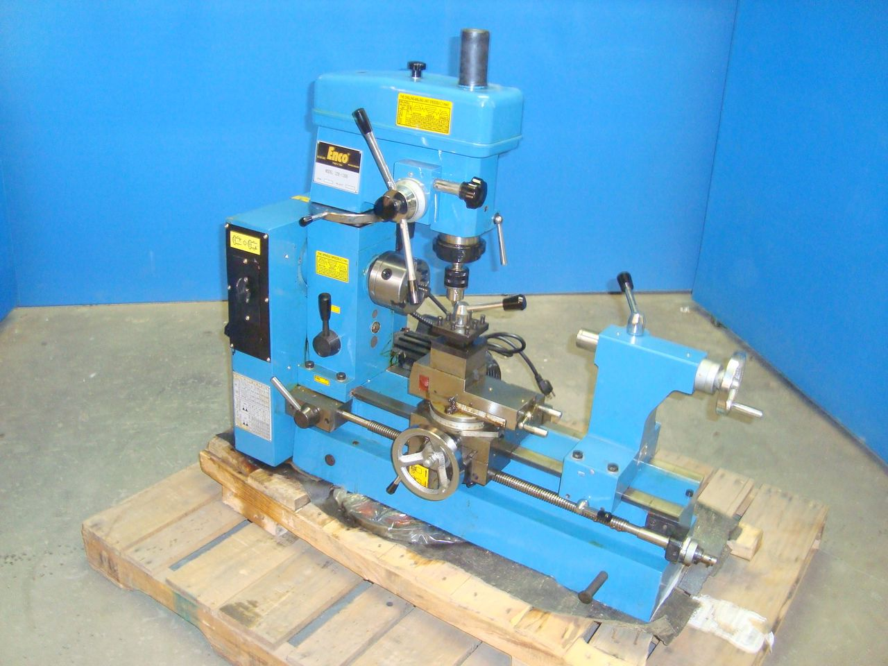 ENCO-3-in-1-Mill-Lathe-Drill-Press-Combo-Machine