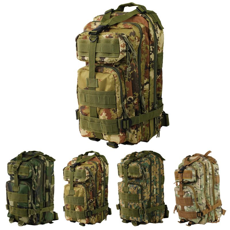 Infantry US Army Military Assault Pack Molle Heavy Duty Backpack ...
