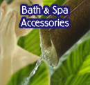 bath &amp; spa accessories