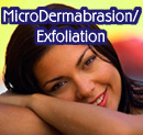 microdermabrasion/exfoliation