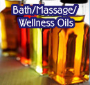 bath/massage/wellness oils