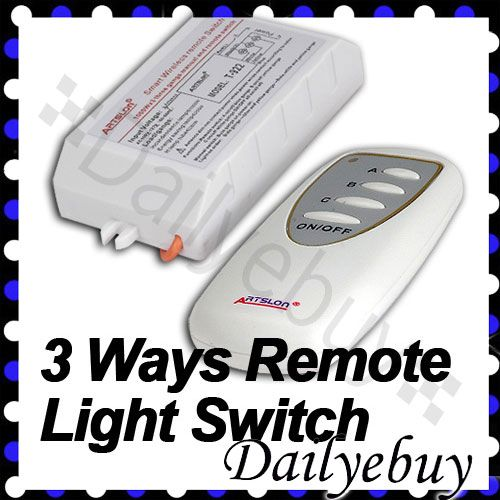 3-Channel-Remote-Control-Switch-Light-Lamp-Wall-Switch