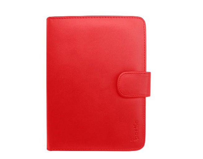PU Leather Folio Case Cover fo  Kindle TOUCH Wi Fi 6 Tablet Hot