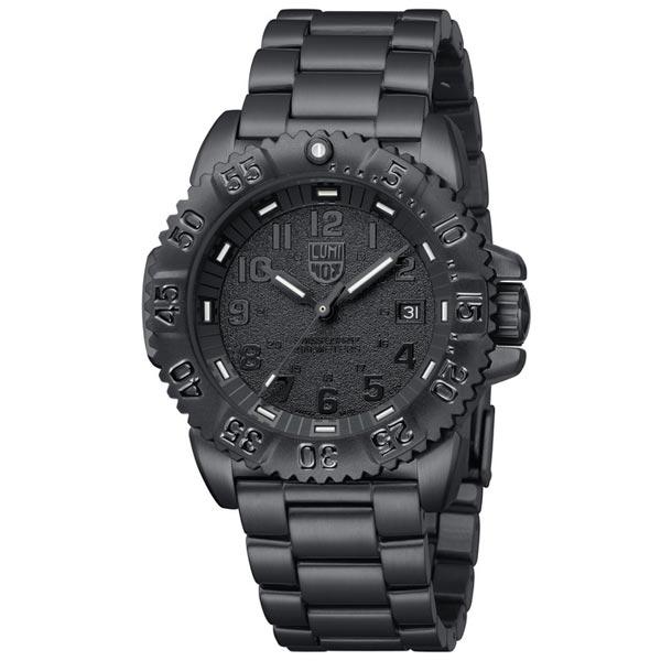 LUMINOX-Colormark-Navy-Seals-3152-BO-Blackout-Sports-Divers-Mens-Watch-Brand-New