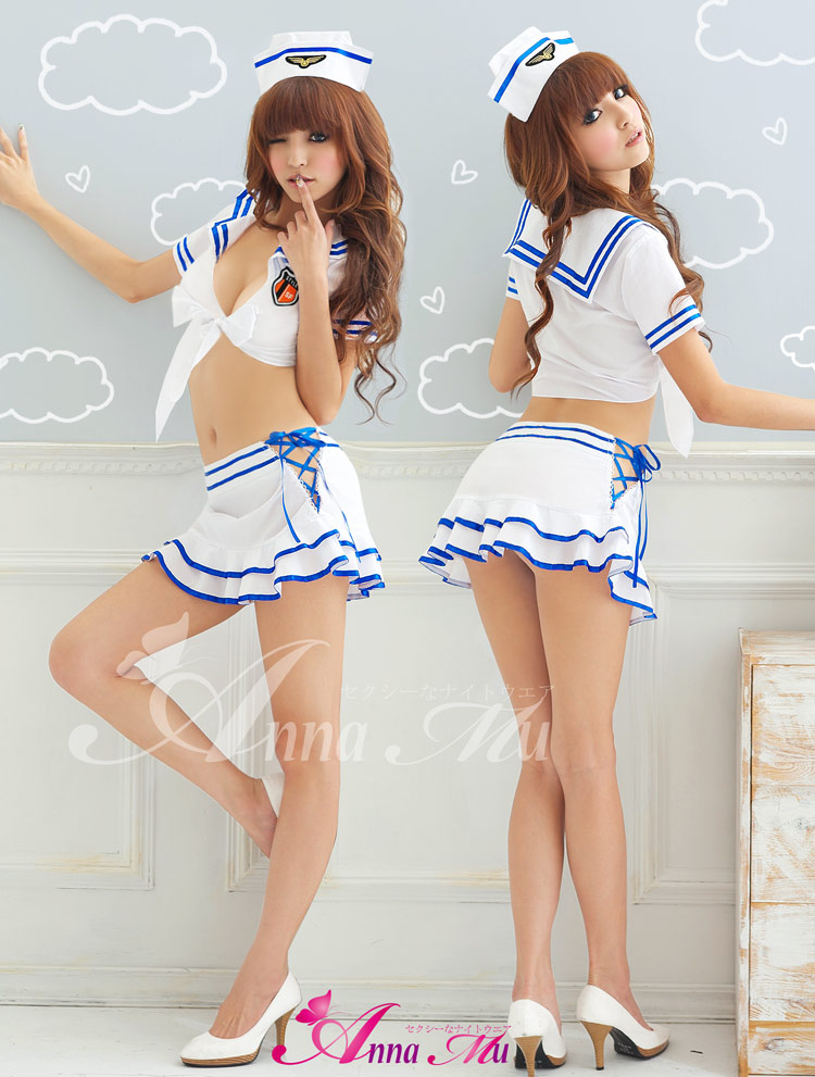 Sexy Costumes Blue Sailor Moon Holiday Costume Cosplay Navy Fantasy ...: www.ebay.com/itm/Sexy-Costumes-Blue-Sailor-Moon-Holiday-Costume...